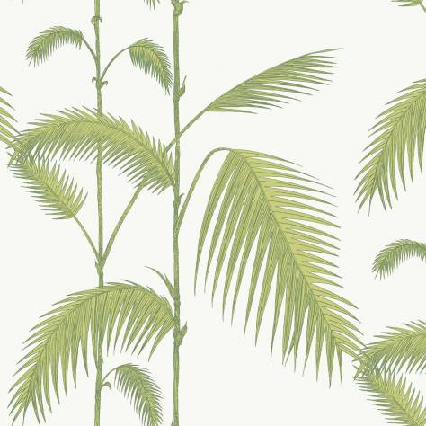 Cole & Son Contemporary Collection Wallpapers Palm Leaves Wallpaper - 95/1009