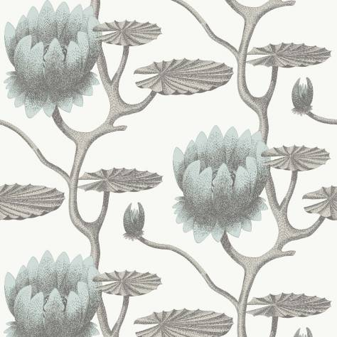 Cole & Son Contemporary Collection Wallpapers Summer Lily Wallpaper - 95/4022