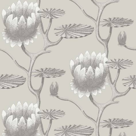 Cole & Son Contemporary Collection Wallpapers Summer Lily Wallpaper - 95/4025