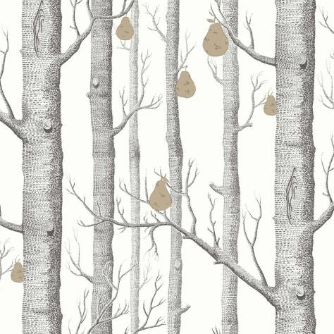 Cole & Son Contemporary Collection Wallpapers Woods & Pears Wallpaper - 95/5027