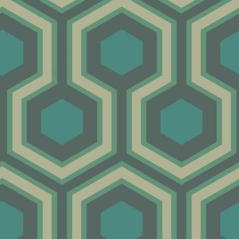 Cole & Son Contemporary Collection Wallpapers Hicks' Grand Wallpaper - 95/6034
