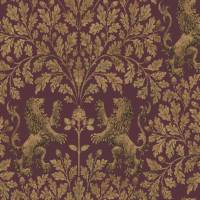 Boscobel Oak Wallpaper