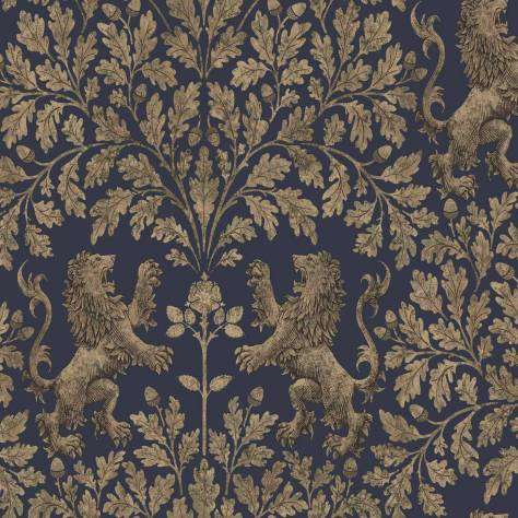 Cole & Son The Pearwood Collection Wallpapers Boscobel Oak Wallpaper - 116/10039