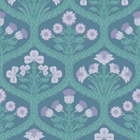 Cole & Son The Pearwood Collection Wallpapers Floral Kingdom Wallpaper - 116/3011