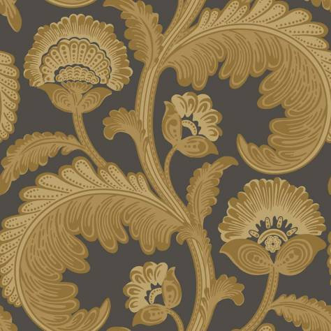 Cole & Son The Pearwood Collection Wallpapers Fanfare Flock Wallpaper - 116/7027