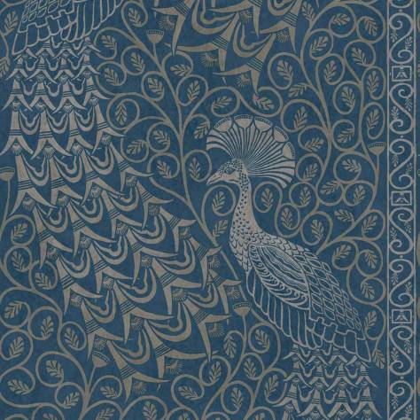Cole & Son The Pearwood Collection Wallpapers Pavo Parade Wallpaper - 116/8029