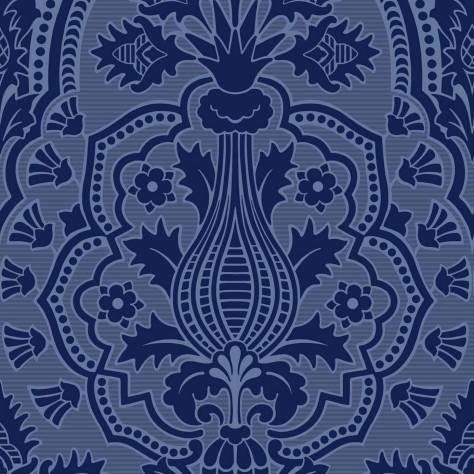 Cole & Son The Pearwood Collection Wallpapers Pugin Palace Flock Wallpaper - 116/9033
