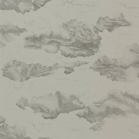 Harlequin Amazilia Wallpapers Nuvola Wallpaper - Charcoal/Silver - 111069