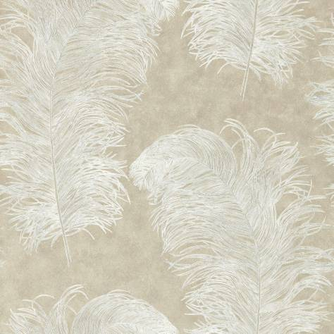 Harlequin Palmetto Wallpapers Operetta Wallpaper - Pebble - 111236