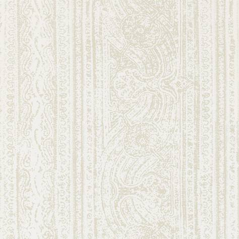 Harlequin Palmetto Wallpapers Odisha Wallpaper - Ivory/Shell - 111252