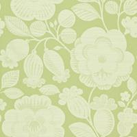 Verena Wallpaper - Apple/Linen