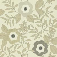 Jena Wallpaper - Neutral/Gold/Stone