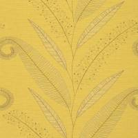 Formosa Wallpaper - Soft Lime/Taupe