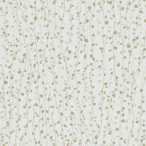 Harlequin Kallianthi Wallpapers Beads Wallpaper - White/Pebble/Pewter - 110179
