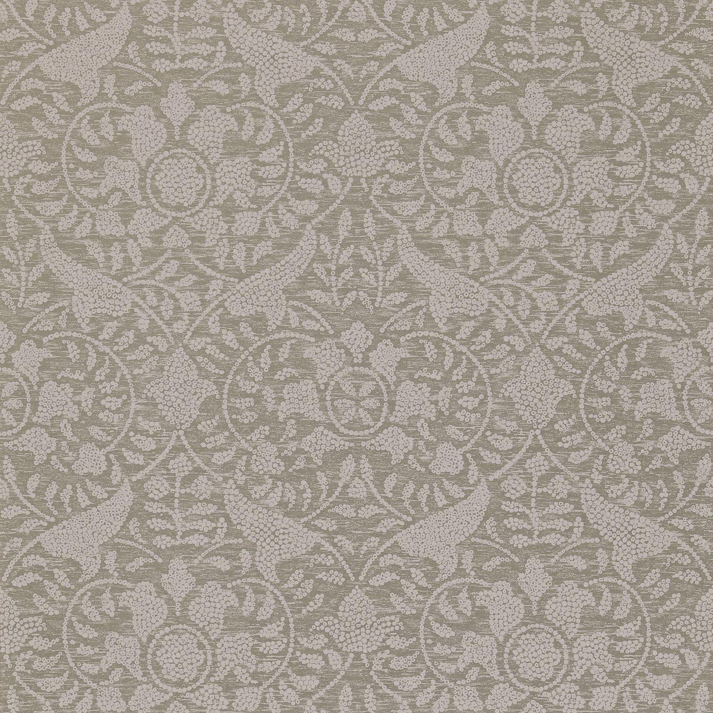 ... Harlequin Lalika Wallpapers Azita Wallpaper - Silver/Pale Lilac