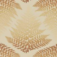 Filix Wallpaper - Gold/Bronze