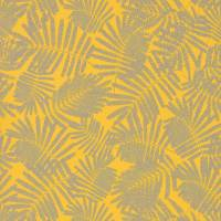 Espinillo Wallpaper - Mimosa/Pewter