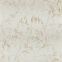 Meadow Grass Wallpaper - Paper/Gold