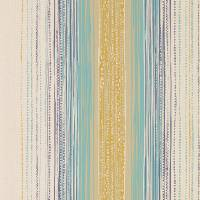Tilapa Wallpaper - Seagrass/Ochre