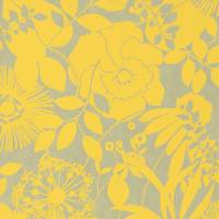 Coquette Wallpaper - Lemon