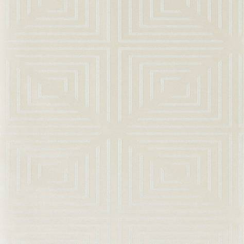 Harlequin Momentum Wallpapers Vol. 4 Radial Wallpaper - Oyster/Pearl - Beaded - 111551