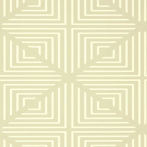 Harlequin Momentum Wallpapers Vol. 4 Radial Wallpaper - Linen/Chalk - 111554