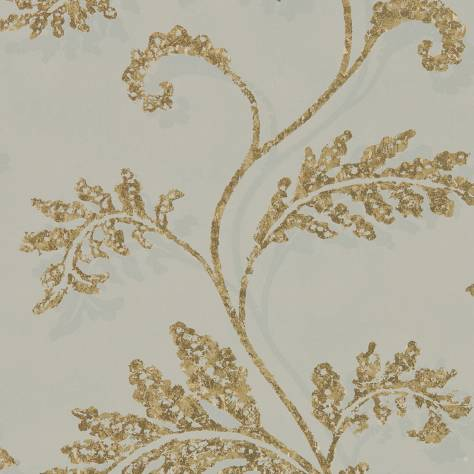Harlequin Lucero Wallpapers Lucero Wallpaper - Oyster/Rich Gold - 111725