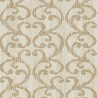 Baroc Wallpaper - Champagne
