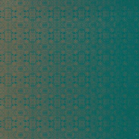 Harlequin Lucero Wallpapers Eminence Wallpaper - Emerald/Champagne - 111740