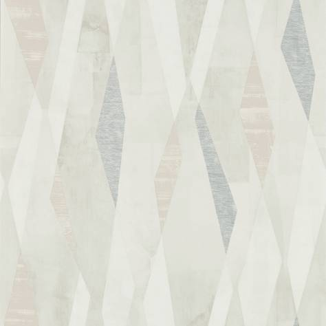 Harlequin Entity Wallpaper Vertices Wallpaper - Blush/Clay - 111701
