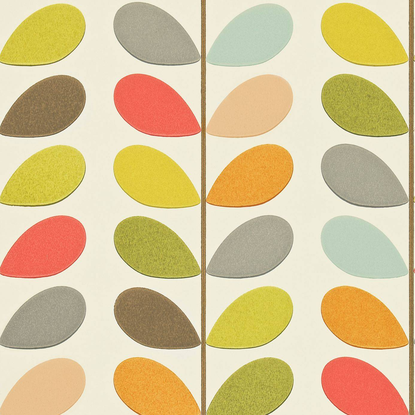 multi stem wallpaper original 110384 harlequin orla kiely wallpapers collection. Black Bedroom Furniture Sets. Home Design Ideas