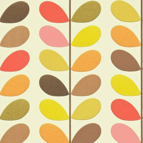 Harlequin Orla Kiely Wallpapers Multi Stem Wallpaper - Hibiscus - 110386