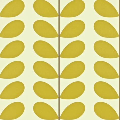 Harlequin Orla Kiely Wallpapers Classic Stem Wallpaper - Olive - 110388