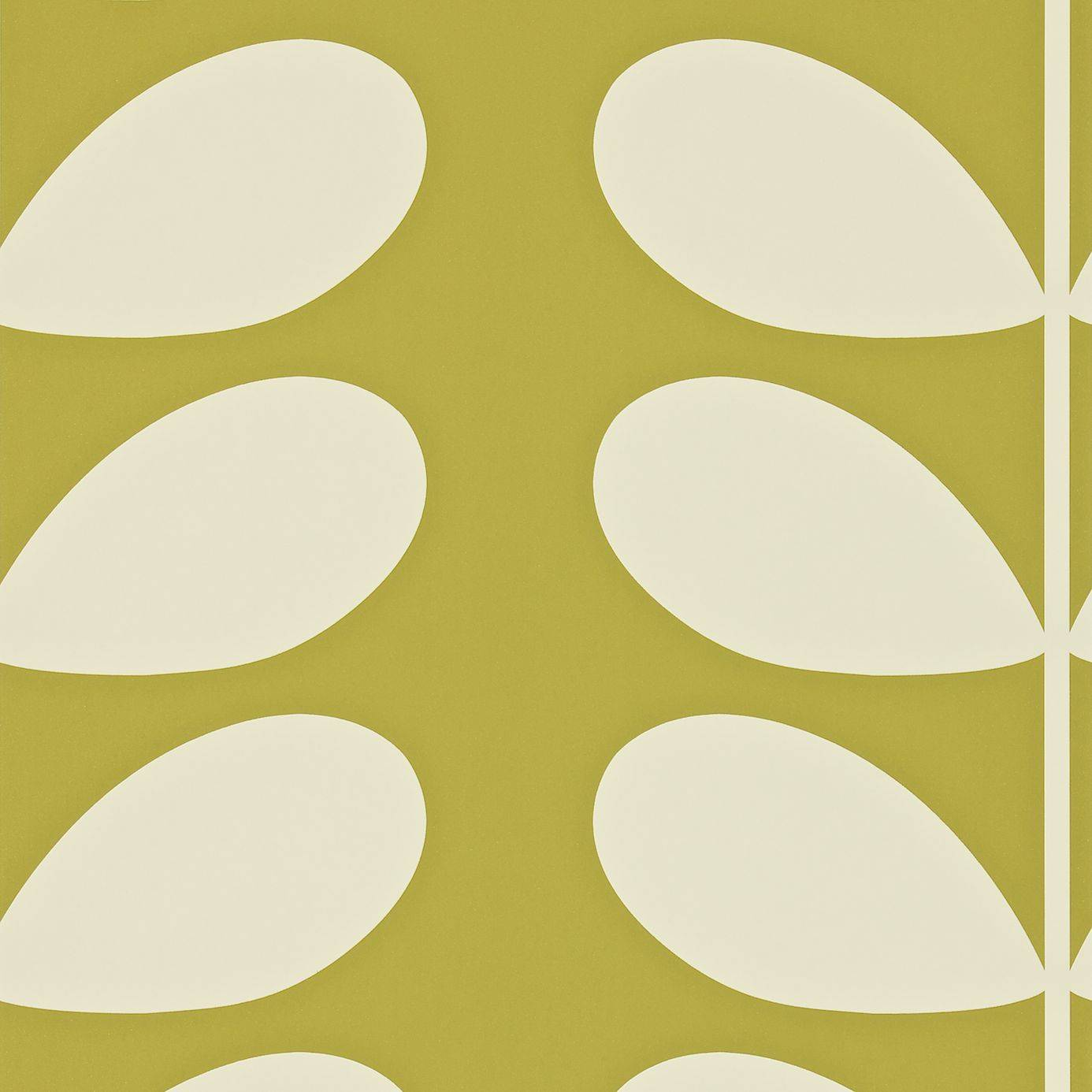 Harlequin Giant Stem Wallpaper Oliveproduct Code 110395