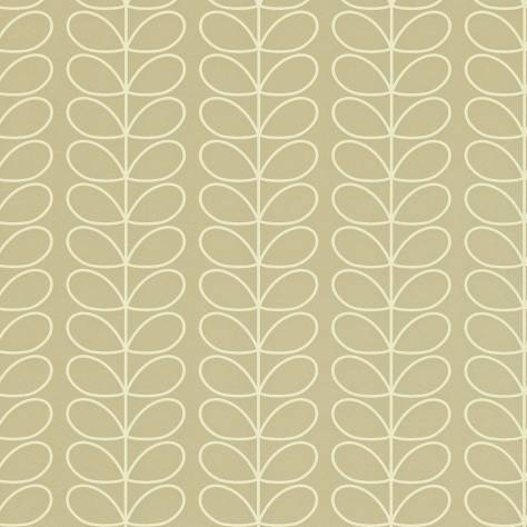 Harlequin Orla Kiely Wallpapers Linear Stem Wallpaper - Stone - 110397