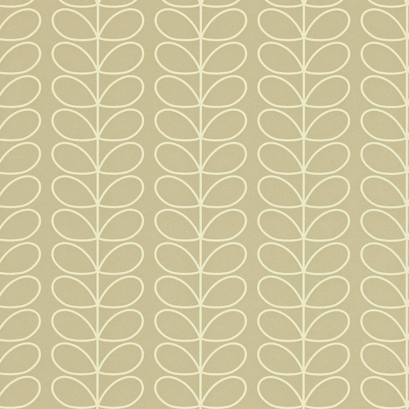 Harlequin Linear Stem Wallpaper Stoneproduct Code 110397