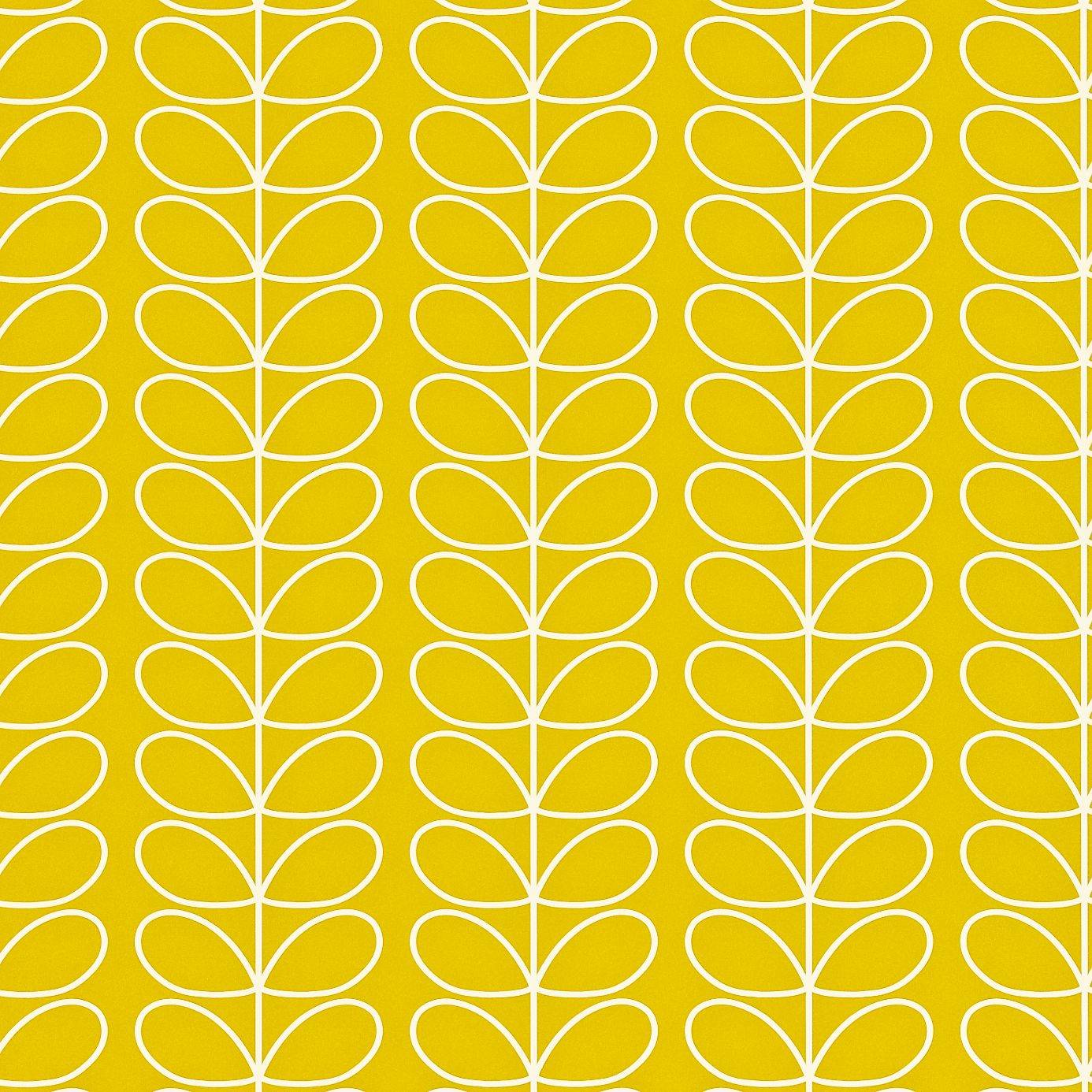 Home Wallpapers Harlequin Orla Kiely Wallpapers Linear Stem Wallpaper ...