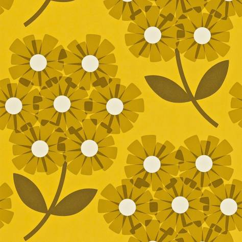 Harlequin Orla Kiely Wallpapers Giant Rhododendron Wallpaper - Lichen - 110411