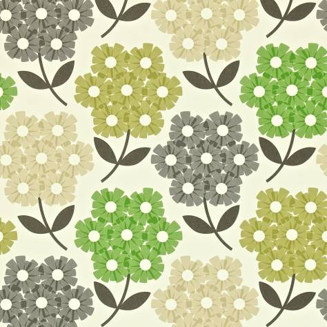 Harlequin Orla Kiely Wallpapers Rhododendron Wallpaper - Nettle - 110413