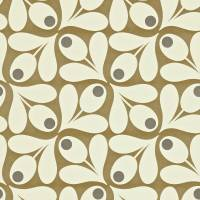 Acorn Spot Wallpaper - Brown Pepper