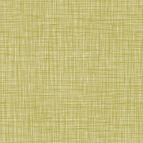 Harlequin Orla Kiely Wallpapers Scribble Wallpaper - Olive - 110430