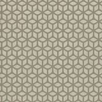Trellis Wallpaper - Pebble