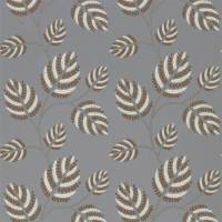 Marbelle Wallpaper - French Grey/Brass