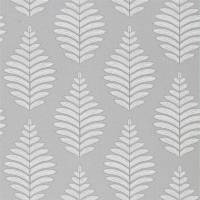 Lucielle Wallpaper - Pearl/French Grey