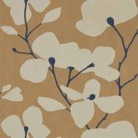 Kienze Shimmer Wallpaper - Antique Gold Ink