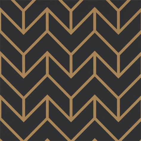 Harlequin Momentum Wallpapers Vol. 5 Tessellation Wallpaper - Graphite - 111985