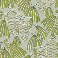 Foxley Wallpaper - Fern Stone