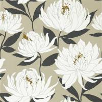 Sebal Wallpaper - Platinum / Ebony