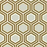 Selo Wallpaper - Gold / Platinum