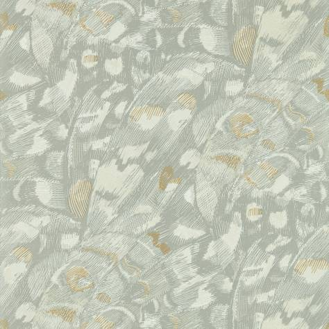 Harlequin Momentum Wallpapers Vol. 6 Lamina Wallpaper - Titanium / Oyster - 112166